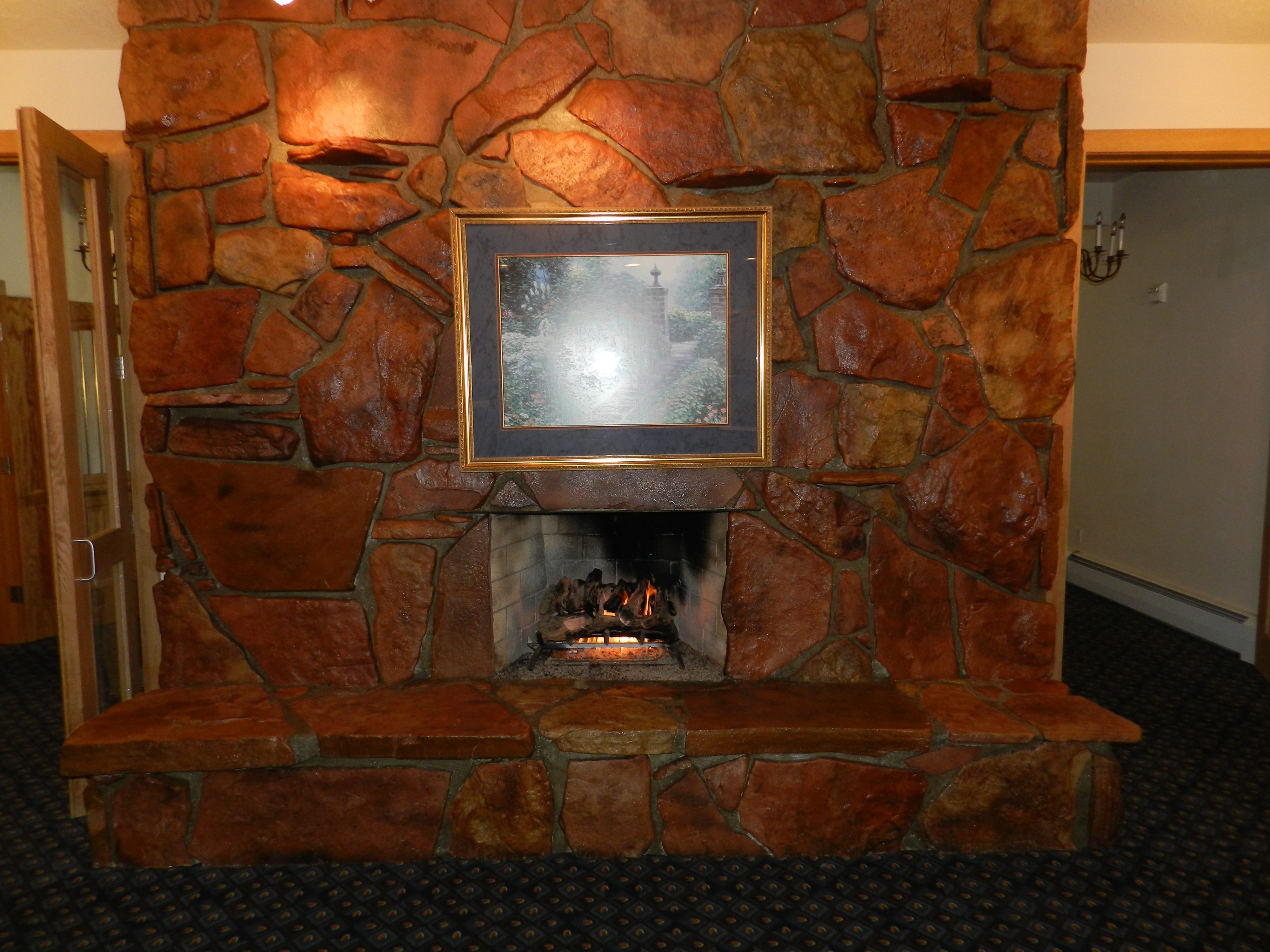 Fireplace pic